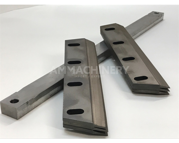 Set of 20 Corn knives + shearbar for Claas® series 491, 492, 493 and 496