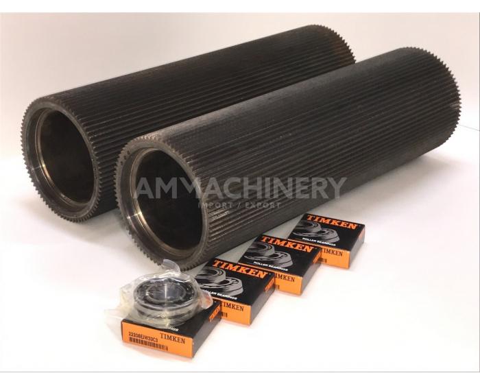80 teeth KP roller including bearing kit for Claas® series 491