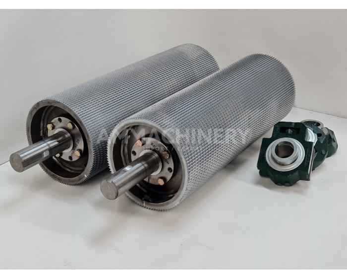 Chevron Style KP rollers + bearing kit for John Deere®