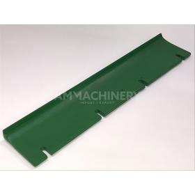 Smooth roller scraper for John Deere® Wide Body