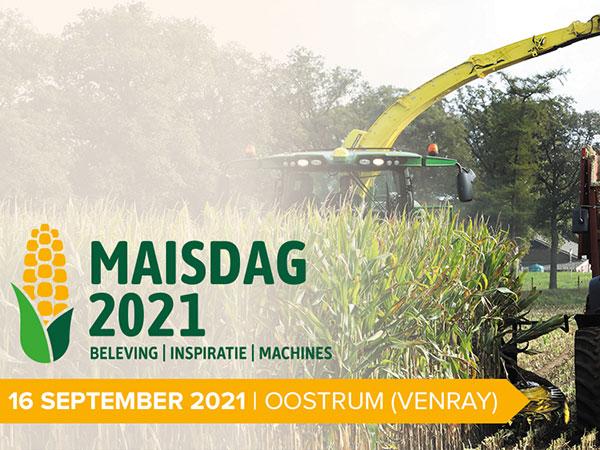 A&M Machinery neemt deel aan de Maisdag op 16 september.